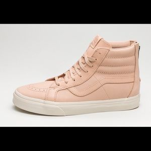 d3ac7fca76 Vans Shoes - Vans SK8-Hi Reissue Zip Veggie Tan